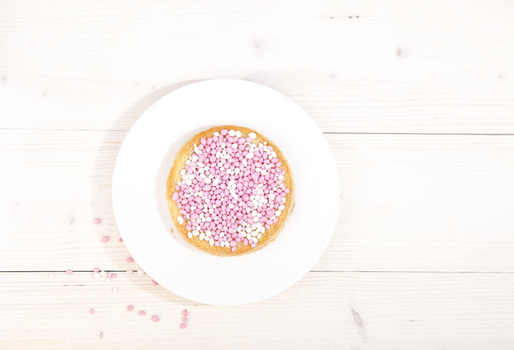 Geboortetaart zoon of dochter; recepten kraamtaart maken met muisjes, kwarktaart en meer - Mamaliefde.nl