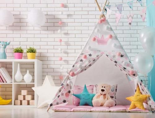 De leukste (speel)tenten voor kinderen