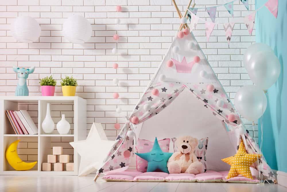 De leukste tenten voor kinderen; van speeltent tot tipi en tafel- of bedtent - Mamaliefde.nl
