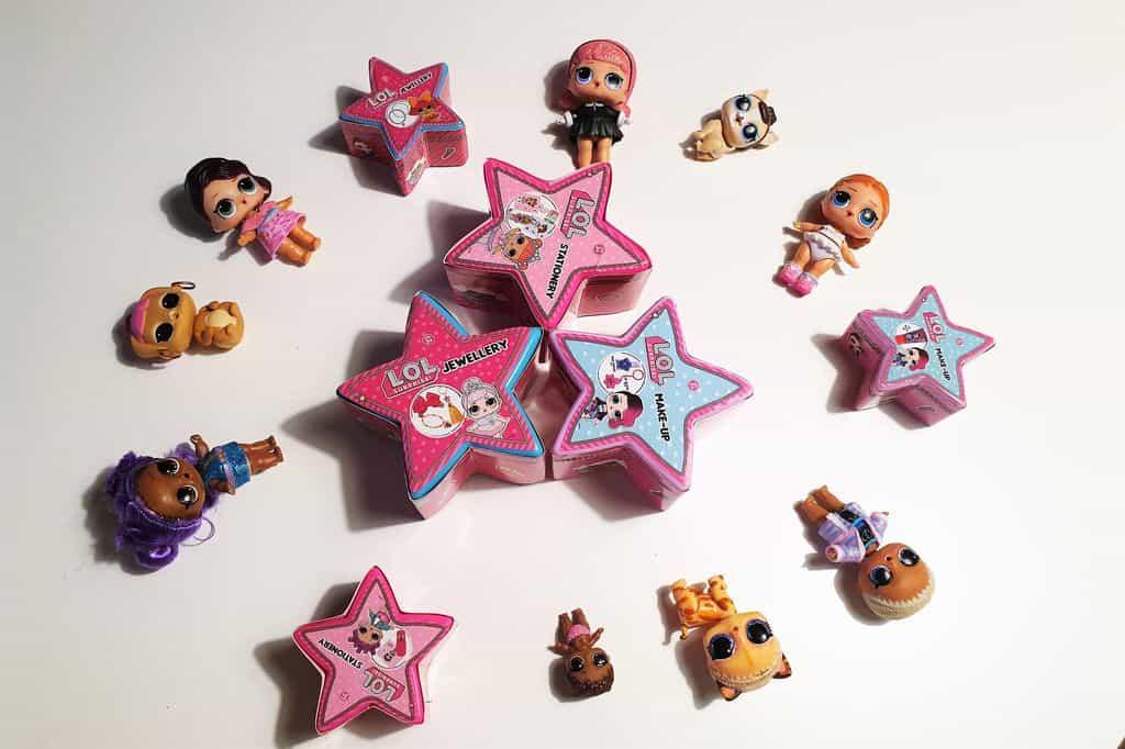 Review; LOL Surprise sterren - Mamaliefde.nl