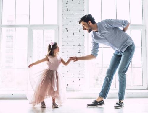 Vader en dochteruitjes en activiteiten