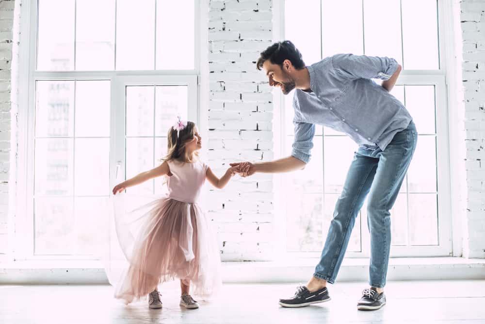 Vader en dochter dating