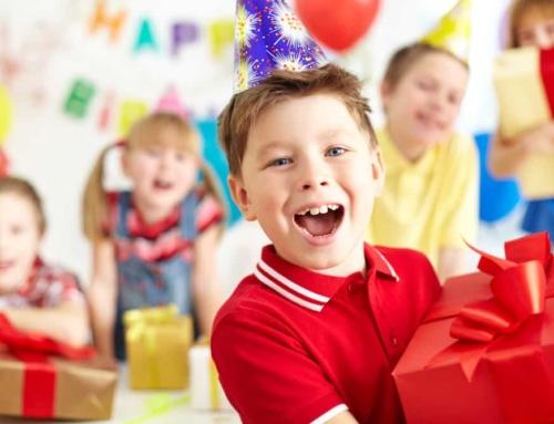 Cadeautjes voor kinderfeestjes