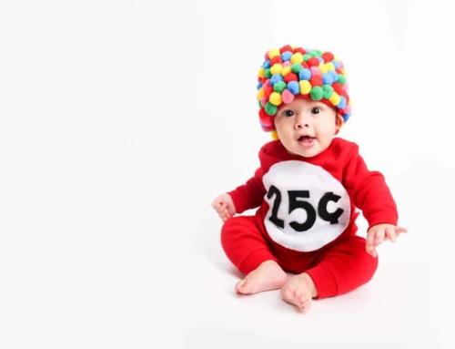 25 keer baby verkleedkleren