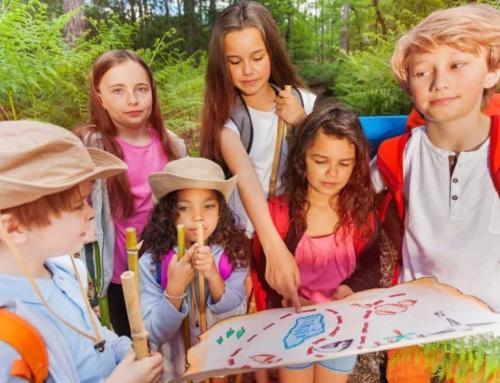 Zelf een speurtocht maken: leuk voor een kinderpartijtje of een familiefeest!