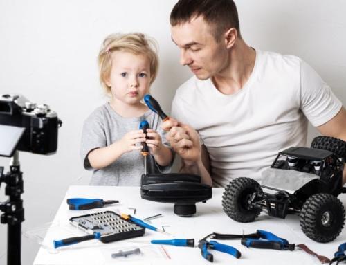 Overzicht van de leukste Nederlandse papablogs; instagrammers en YouTube door vaders.