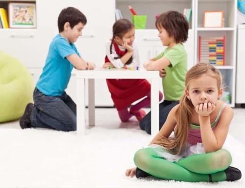 Kinderen met een afkorting
