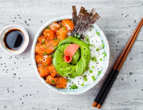 Poké bowl recepten en inspiratie