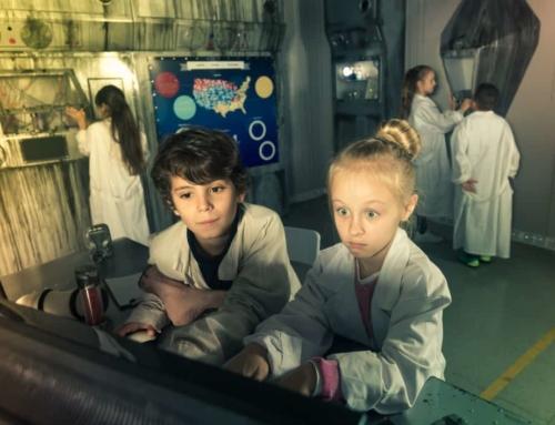 Escaperoom met kinderen: origineel idee bijvoorbeeld voor een kinderfeestje!