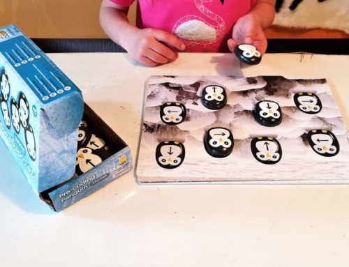Spelend leren coderen met pinguïns