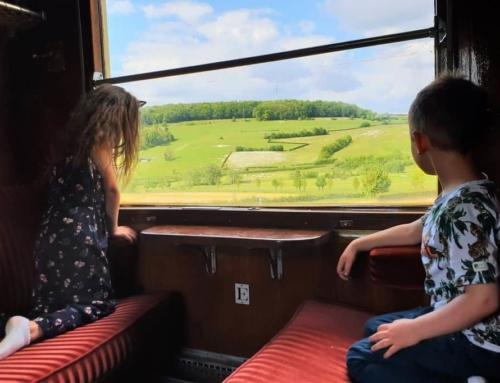 Reis door de tijd en het prachtige Zuid-Limburgse landschap met de Miljoenenlijn