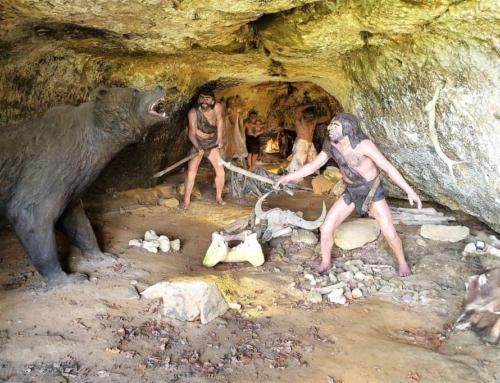 Grottekeningen van Lascaux & prehistorische bezienswaardigheden bezoeken met kinderen