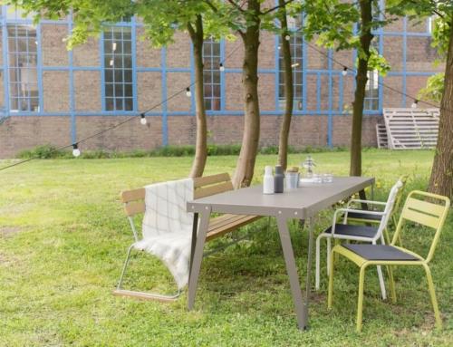 Design tuinmeubelen. Kies ook voor design in je tuin!