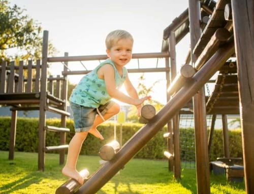Ontwikkeling & stimuleren grove motoriek met speelgoed en spelletjes