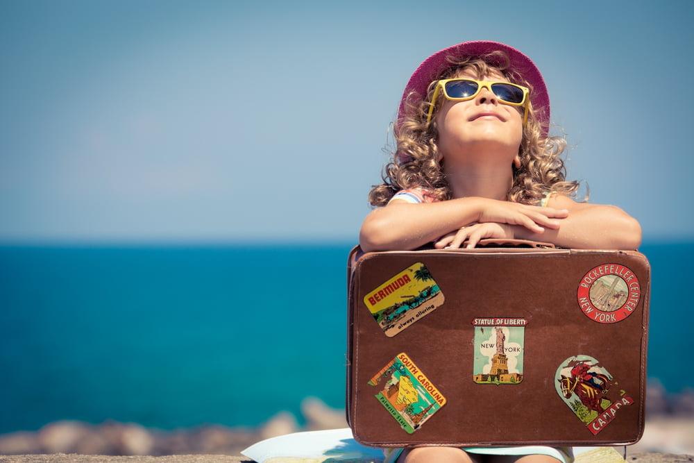 Vakantie inpaklijst; wat moet je meenemen als je op vakantie gaat met kinderen? Of het nu gaat om weekendje weg of strandvakantie - Mamaliefde.nl