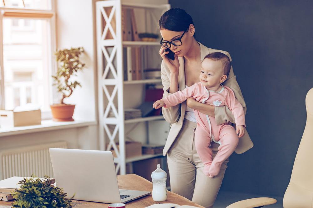 Terugkeer, minder werken, stoppen of ouderschapsverlof na bevalling / zwangerschapsverlof - Mamaliefde.nl