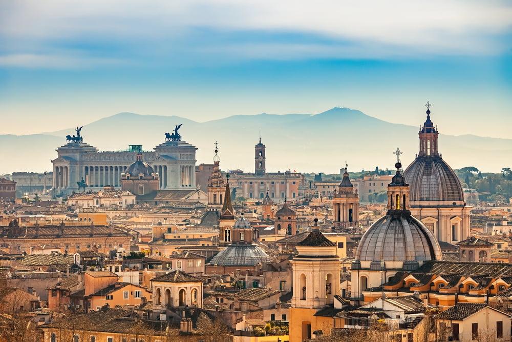 Kerken in Rome; top 18 van de grootste basilieken tot de kleinste kerken. Waaronder Santa Maria Maggiore, Sint Jan van Lateranen, Sint Paulus buiten de muren en het Pantheon. - Mamaliefde.nl