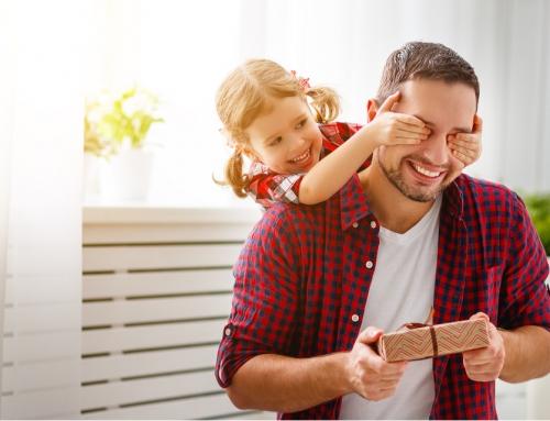 Vaderdag cadeau; Knutselen, kopen of combinatie met zelf maken