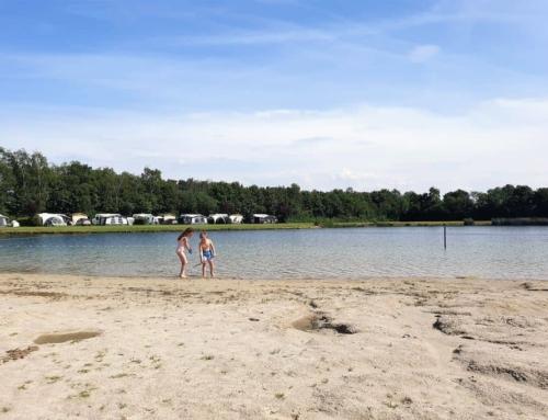 Onthaasten op Camping de Achterste Hoef in Brabant, vlakbij de Belgische grens