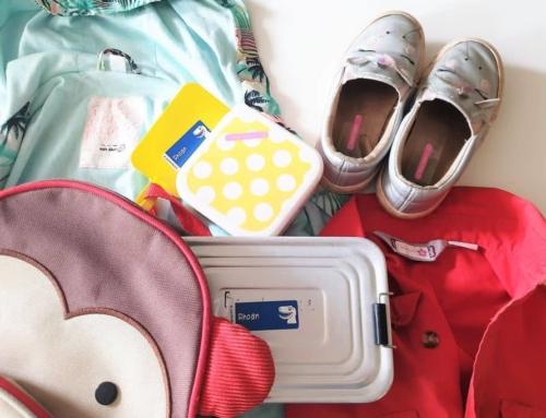 De uitdaging om spullen van je kind niet kwijt te raken