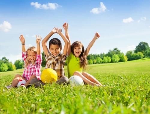 Sportieve uitjes in Nederland met kinderen