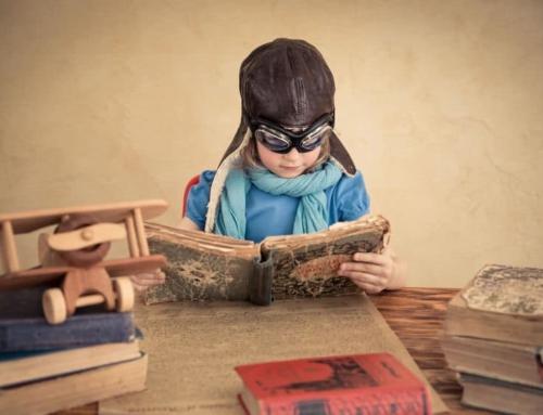 Kinderboekenweek 2019 thema; Reis Mee!