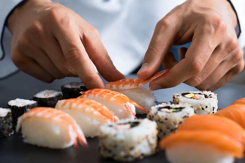 Zelf sushi maken; Met vis, kip, vegetarisch, koolhydraatarm en kindvriendelijke recepten - Mamaliefde.nl