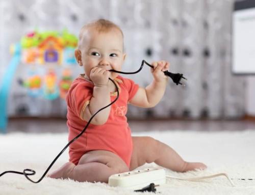 Kinderveiligheid in huis; tips om je huis babyproof te maken