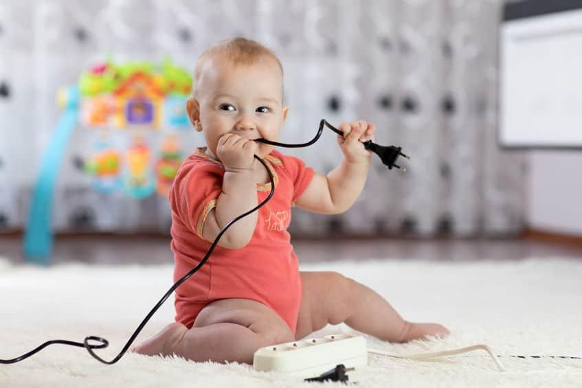 Kinderveiligheid in huis; tips om je huis babyproof te maken - Mamaliefde.nl