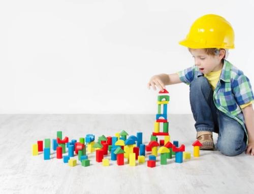 Constructie speelgoed; overzicht voor verschillende leeftijden