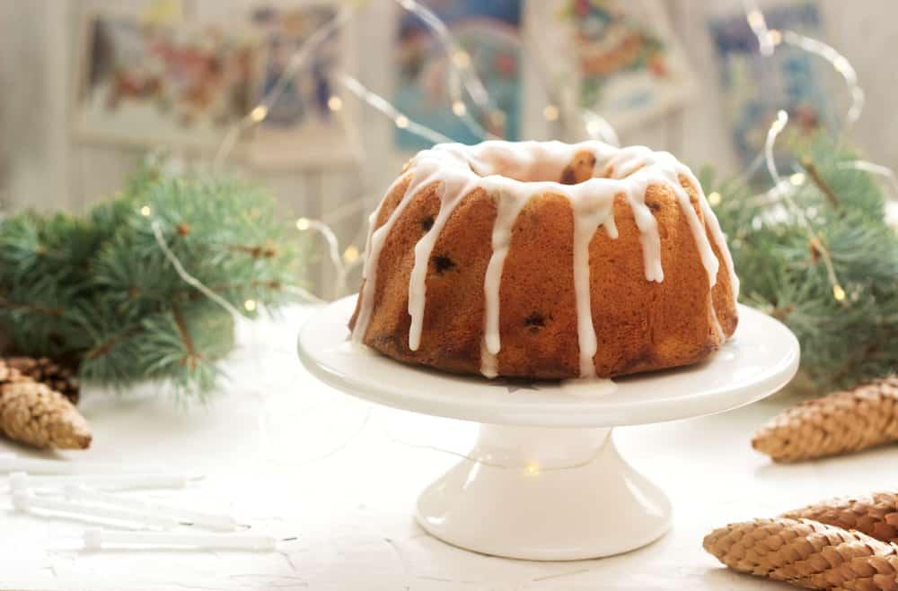 Recept; Bundtcake tulband voor het kerstdiner - Mamaliefde.nl