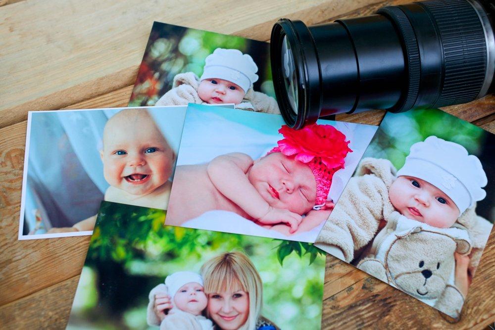 Fotoboek kopen of maken; vergelijking plakboeken, digitale foto-albums, online of wanddecoratie - mamaliefde.nl