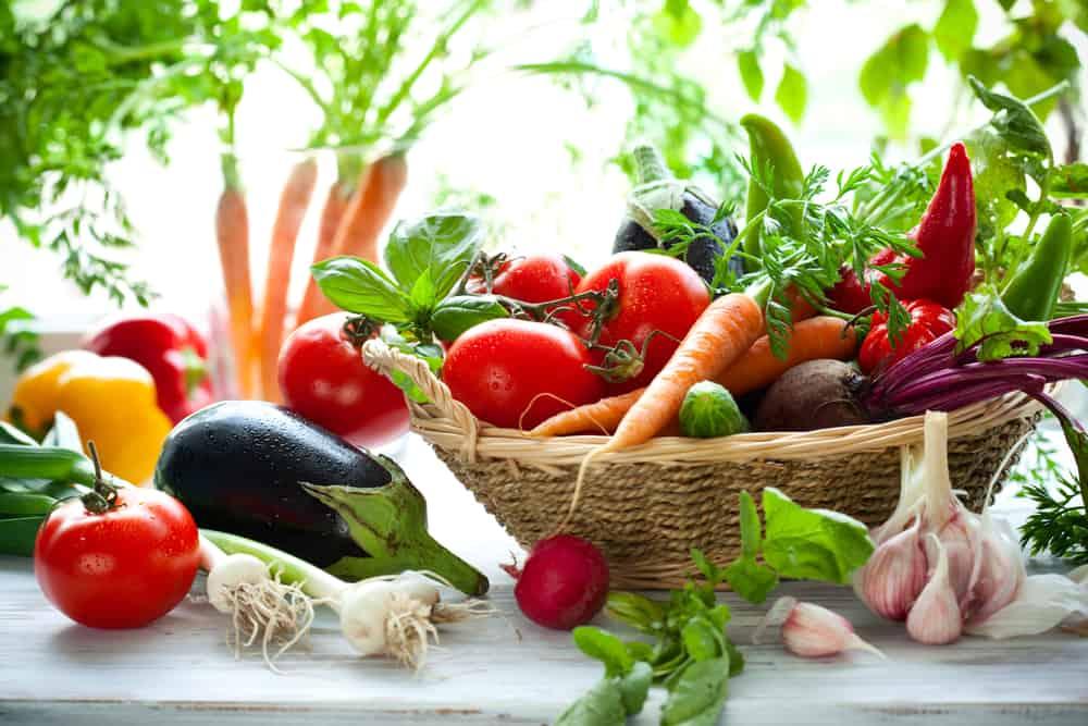 Eten volgens seizoenen; Fruit en groenten overzicht - Mamaliefde.nl
