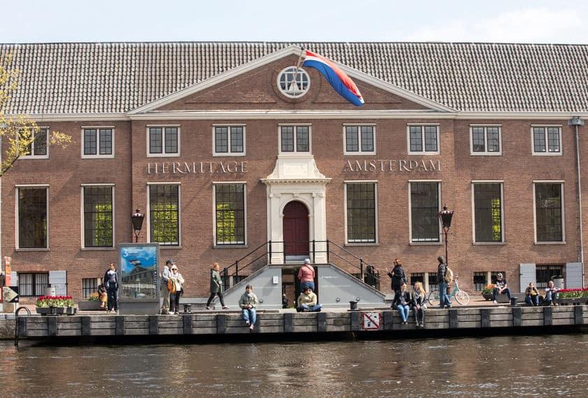 Hermitage museum Amsterdam - mamaliefde.nl
