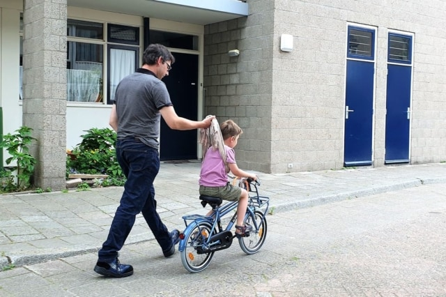 Review Alpina Cargo meisjes en jongensfiets - Mamaliefde.nl