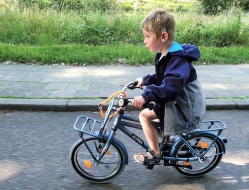 Alpina Cargo kinderfiets met zomeractie