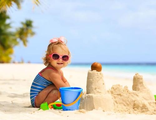 Het leukste zandbak / strand speelgoed; van graafmachine tot emmertje en schepje