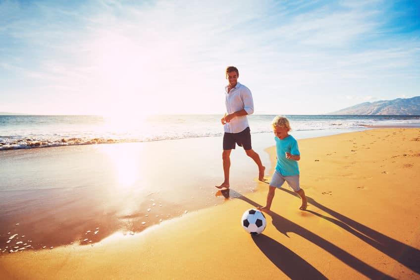 De leukste vader & zoon uitjes, activiteiten en meer. Van survivallen in Ardennen tot samen voetbal kijken. - Mamaliefde.nl