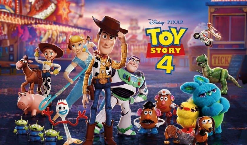 Recensie; Toy Story 4 - Mamaliefde.nl