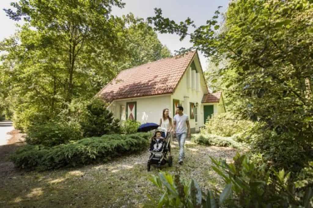 Vakantie met baby in baby bungalow van Landal Greenparks - Mamaliefde.nl