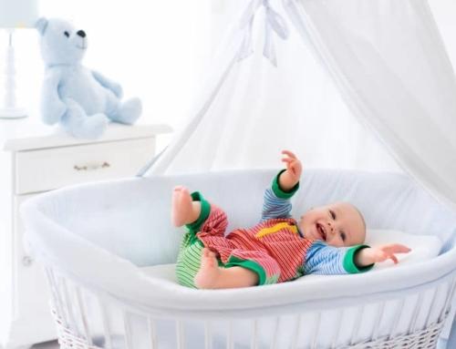 Help, mijn baby slaapt overdag niet.