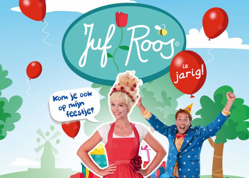 Recensie; Juf Roos film - Mamaliefde.nl