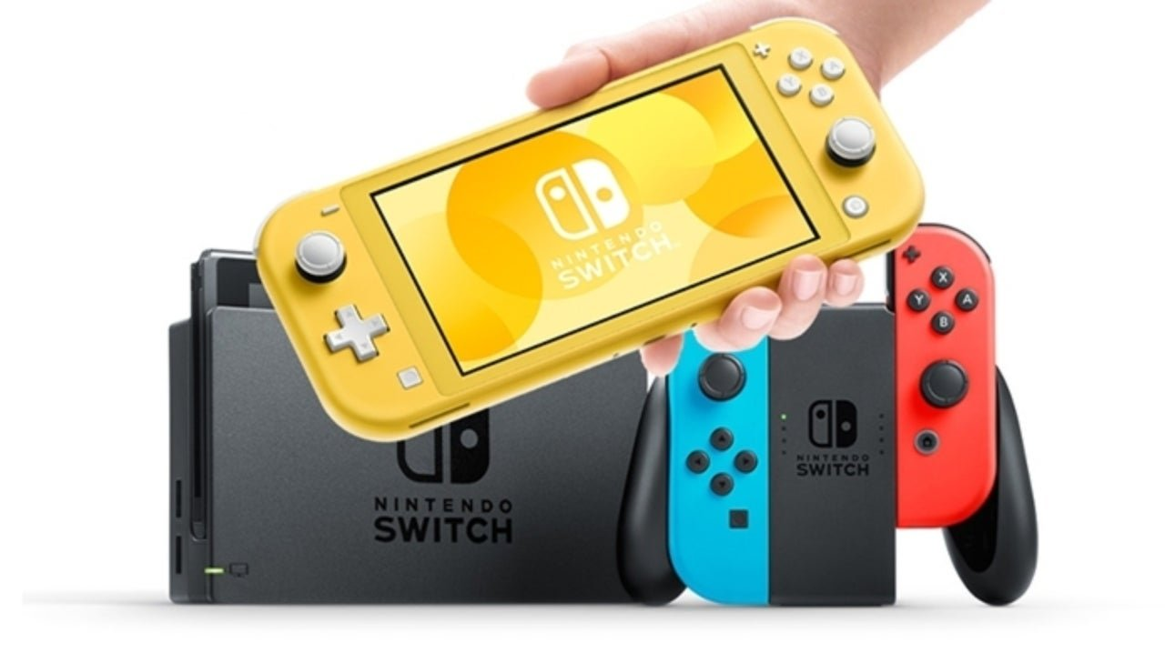 Nintendo Switch Lite; Wat is het verschil met de Nintendo Switch? - Mamaliefde.nl