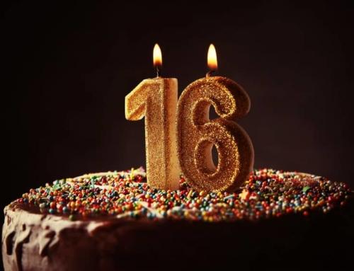 Sweet sixteen ideeën voor feest en verjaardag