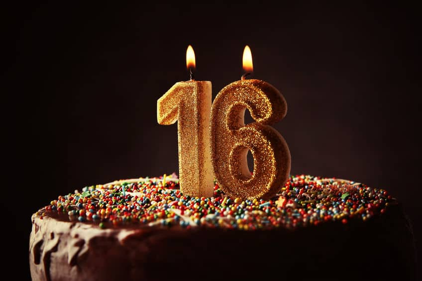 Sweet sixteen ideeën voor feest en verjaardag.Tips voor organiseren van versiering tot handige checklist - Mamaliefde.nl