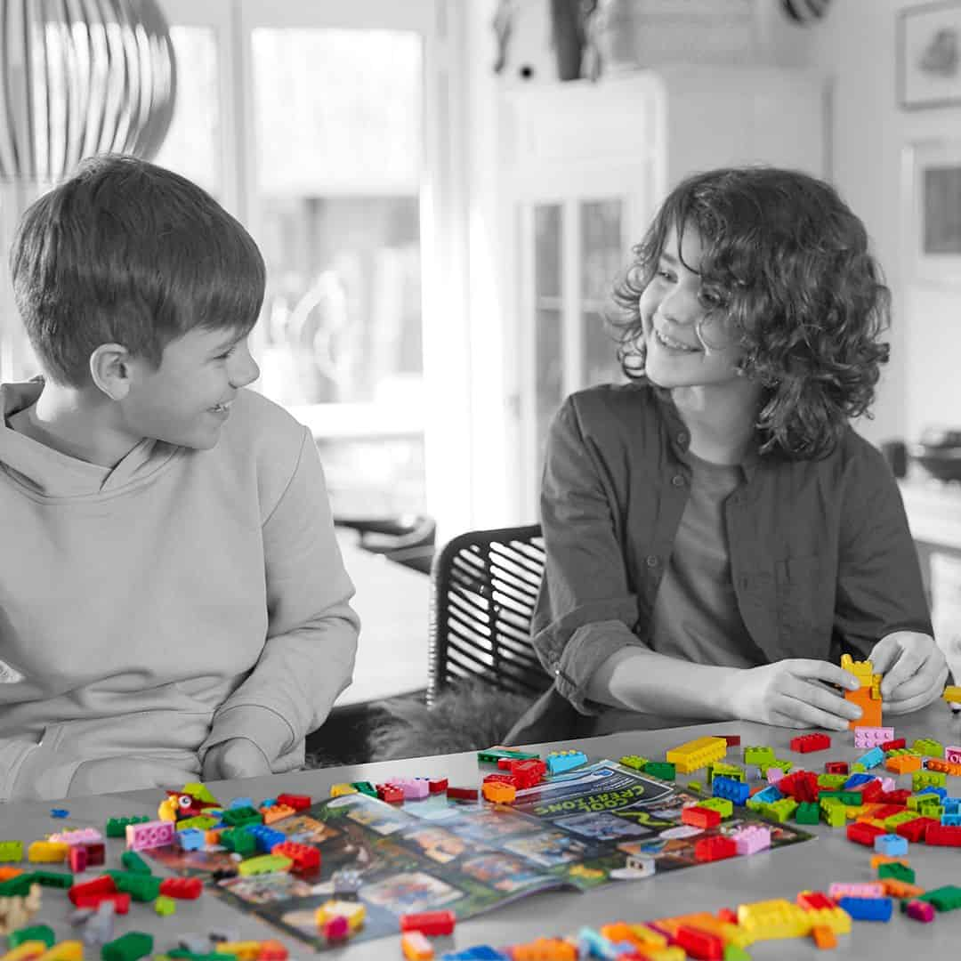 Nieuw: Gratis LEGOLife App & Magazine - Mamaliefde.nl