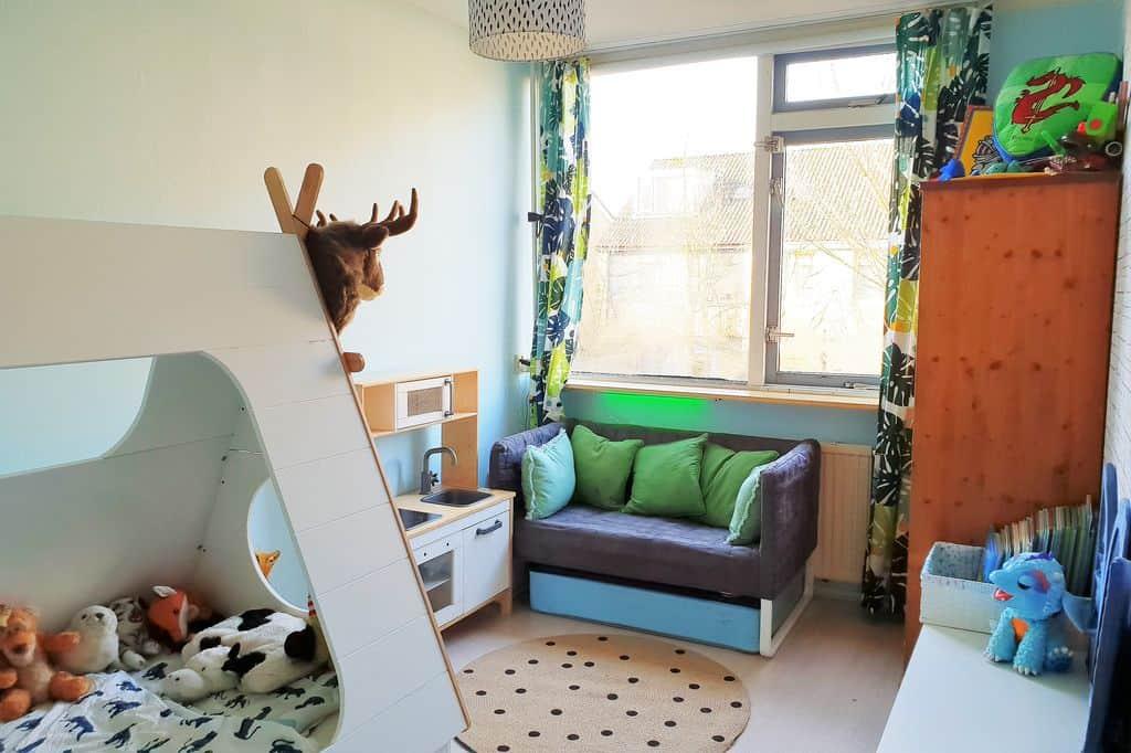 Inrichting kinderkamer; van meubels, behang, jaloeziën en kleurgebruik - Mamaliefde.nl