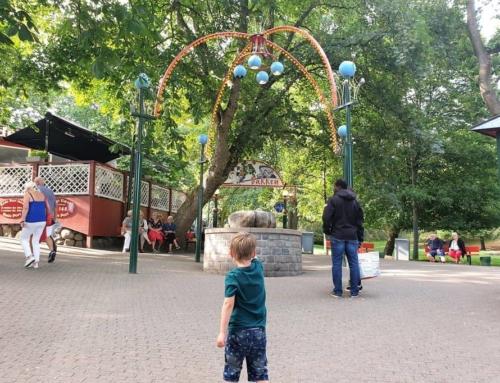 Dyrehavsbakken; het oudste pretpark ter wereld in Kopenhagen