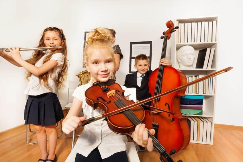Muziekinstrument voor baby's en kinderen, Compleet overzicht van accordeon tot xylofoon - Mamaliefde.nl