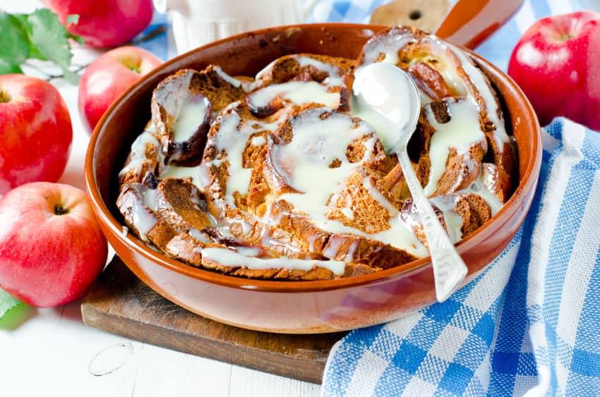 Broodpudding; recept en variaties van gezonde broodpudding tot en met Jamie Oliver - Mamaliefde.nl